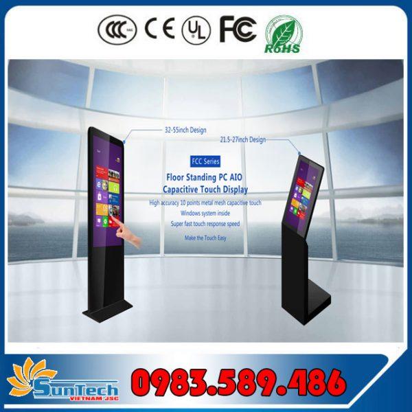 Màn hình quảng cáo LCD cột đứng