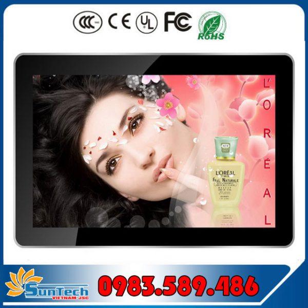 Màn hình quảng cáo LCD treo tường cảm ứng