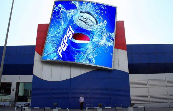 màn hình led ngoài trời cỡ lớn
