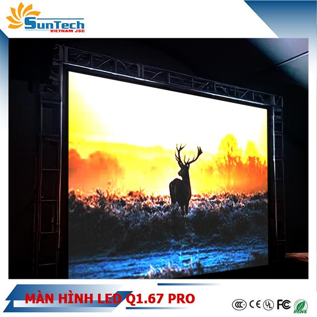 Màn hình led Qiangli Q1.67 Pro Suntech