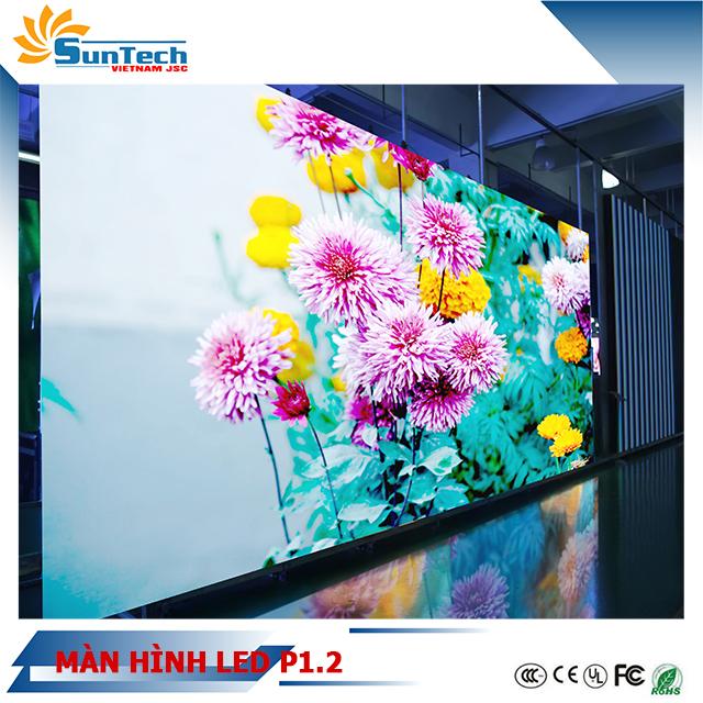 màn hình led p1.2 suntech