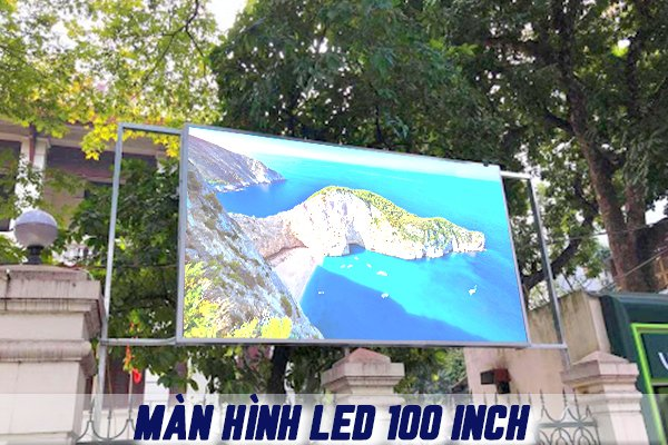 Màn hình led 100 inch, 200 inch, 300 inch Suntech